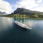 Wind Spirit Tahiti GoPRO Areal