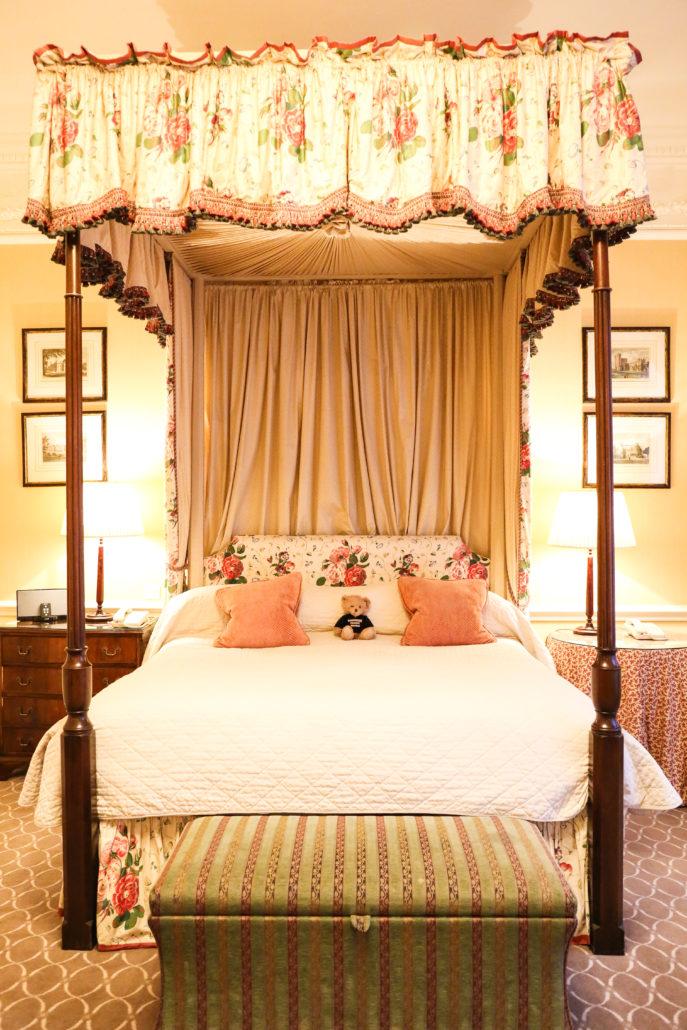 Paddington Bear Experience at Draycott Hotel, London