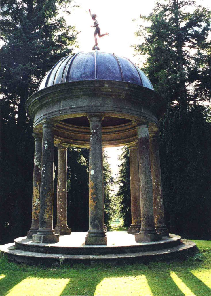 Temple of Mercury Gazebo