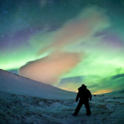 Northern Sweden - Northern Lights Aurora
