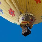 Hot Air Ballons. Airy,