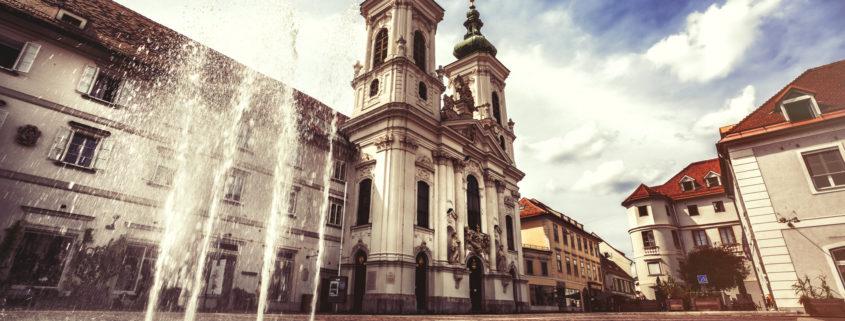 Graz, Austria Old Town
