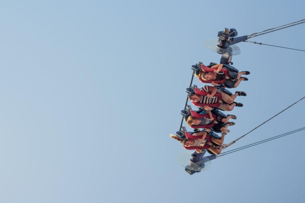 Austrian amusement park ride