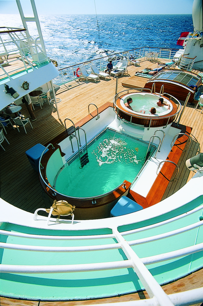 Windstar Pool