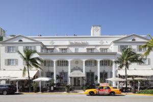 The Betsy Hotel, Miami Beach, FL.