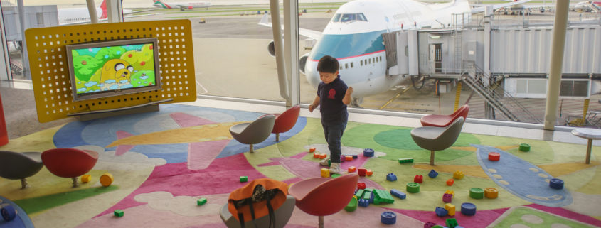 airport playroom