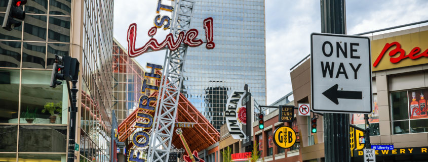 Fourth Street Live Louisville Kentucky