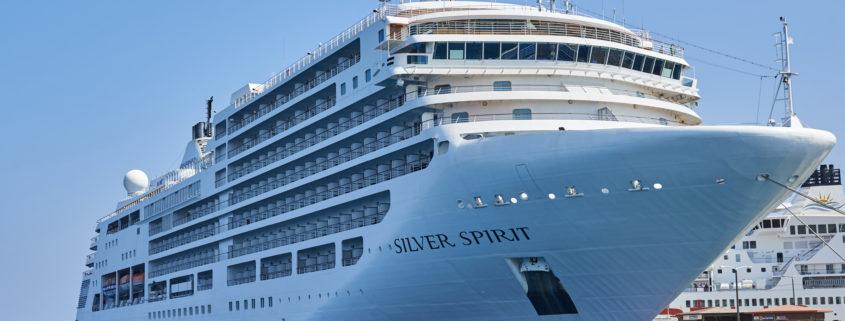 Silver Spirit Cruise Ship
