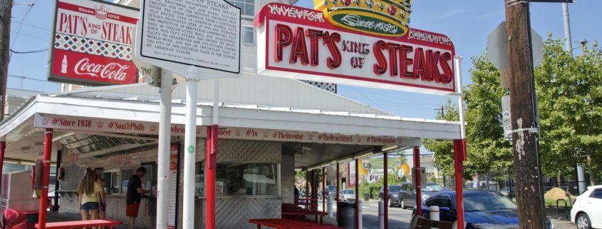 Pat's King of Steaks, Philadelphia
