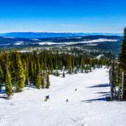 Spring Skiing at Sun Peaks