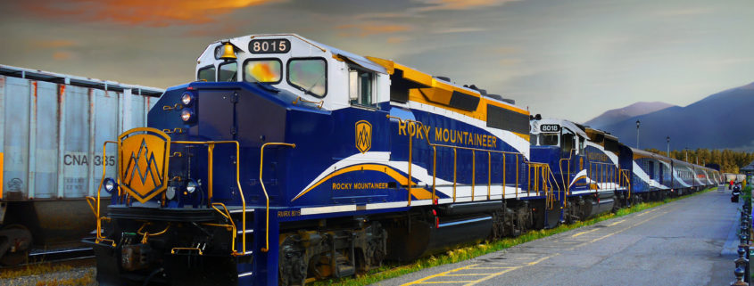 Rocky Mountaineer Vacation Train Travel Canada