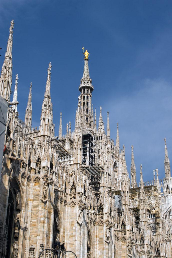 Italy, Milan, Duomo, cathedral