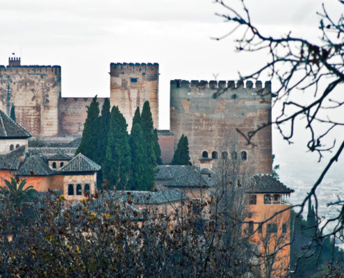 Spain, Granada,