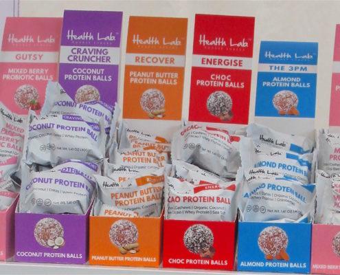 Health Lab Protein Balls