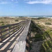 Smyrna Dunes Park Boardwalk