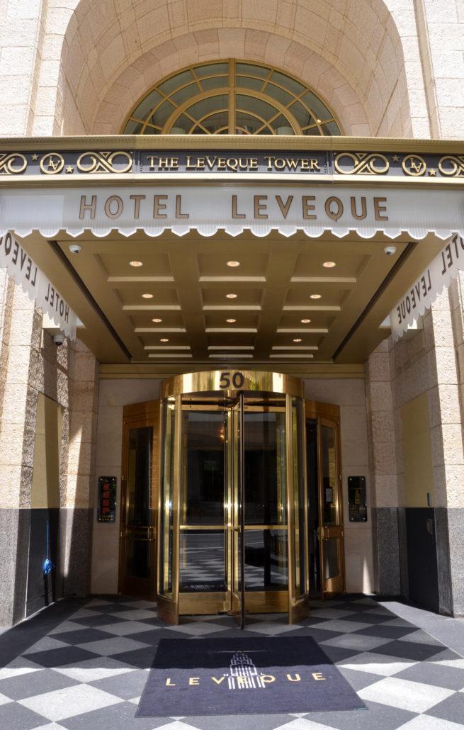 Hotel Leveque in Columbus, OH
