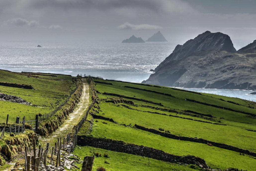 Way to the Skelligs