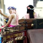Fiesta Parade San Antonio Texas