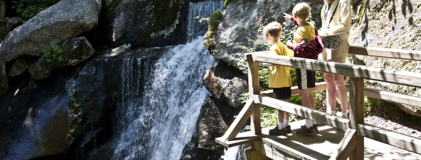 New Hampshire, North Woodstock, Lost River, gorge, caves, ice age, glacier, entertainment, fun environment, glacial,