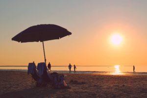 Bay Pines Beach Sunset