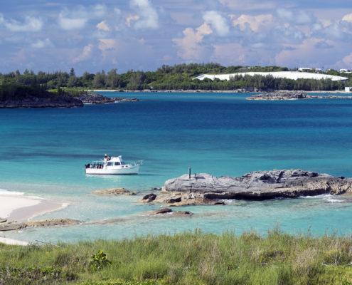 Coopers Island Nature Reserve, Bermuda