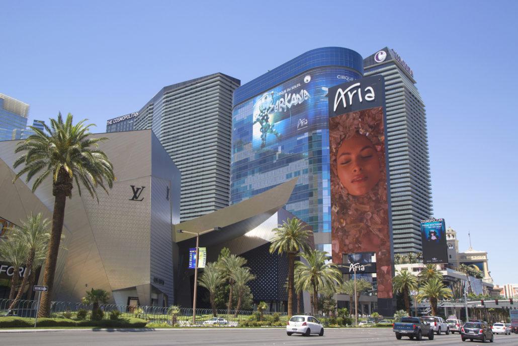 Aria Resort and Casino at Las Vegas Strip