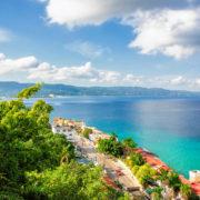 Jamaica island, Montego Bay.