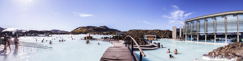 Iceland. Blue Lagoon