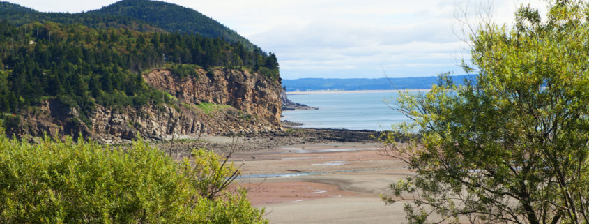 Bay Of Fundy Camping >> Camping Across The Border On The Bay Of Fundy Wherever Family