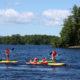Maine, Migas Lodge, Sebago Lake