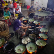 Vietnam traditional cooking