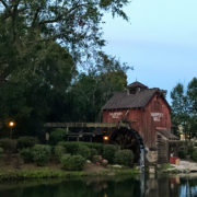Tom Sawyer Island at Disney World, Orlando, FL
