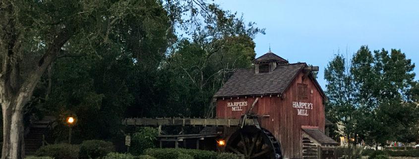 Tom Sawyer Island at Disney World, Orlando, FL