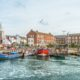 Fishing boats in Portsmouth