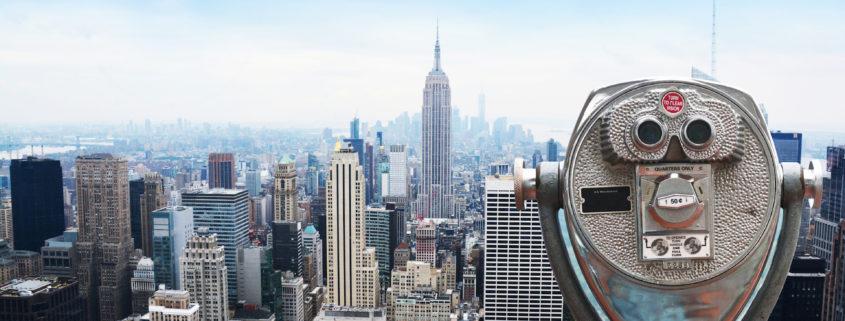 New York City Skyline - Midtown