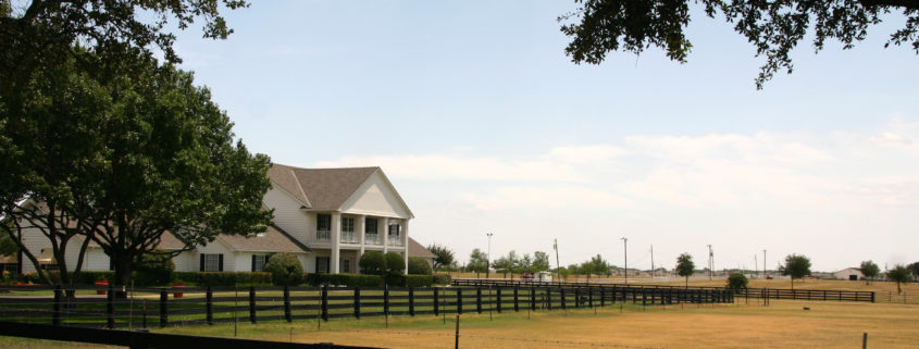 Southfork Ranch near Dallas
