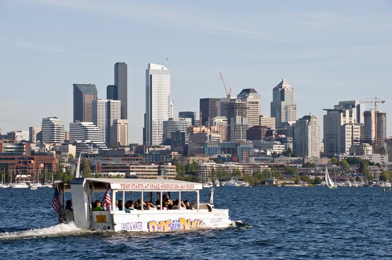 Ride the Ducks Seattle