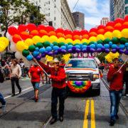 San Francisco Pride © Marvin Fulton | Dreamstime.com