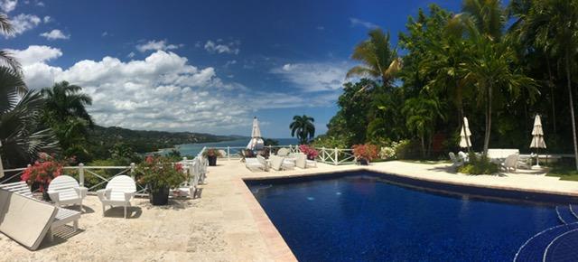 Private Pool in Villa, Round Hill Resort