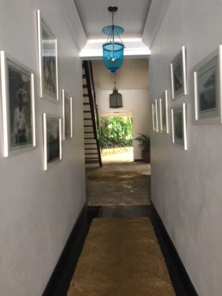 Villa 16 Entrance