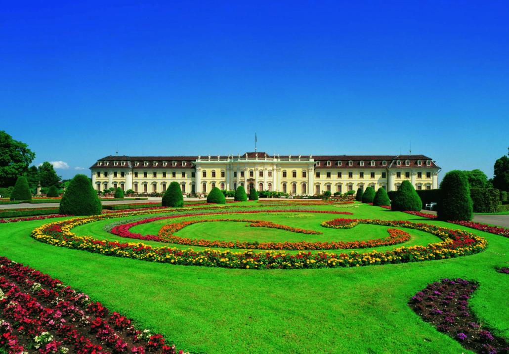 Ludwigsburg for Stuttgart