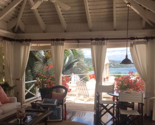 Round Hill Resort Cottage View, Montego Bay, Jamaica