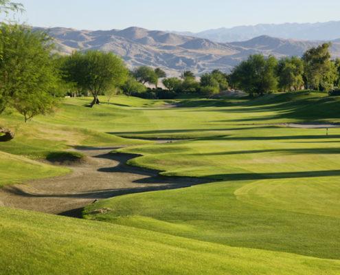 Golf Course, Rancho Mirage, CA