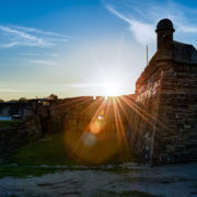 San Marcos Castle in St. Augustine