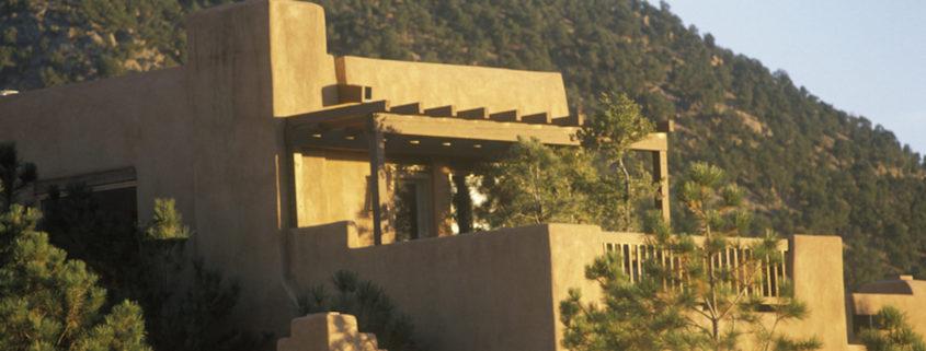 La Fonda Hotel in Santa Fe, N.M. © Americanspirit | Dreamstime.com