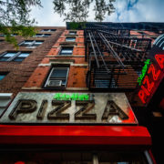 Pizza Shop on 9th Ave., NYC