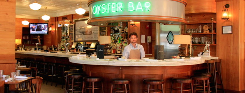 Oyster Bar in New Orleans