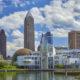 Skyline Cleveland, Ohio