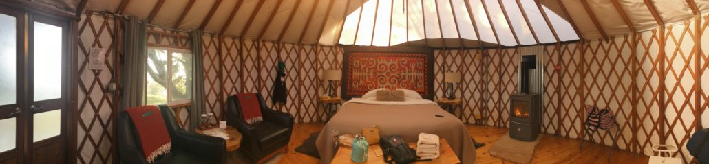 Luxury Glamping in Big Sur - Wherever Family