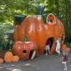 Storyland Pumpkin House in Glen, New Hampshire